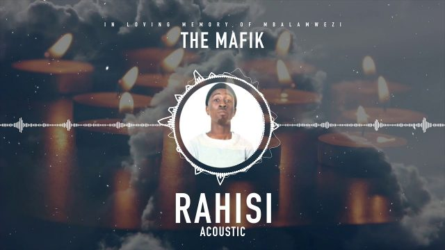 Photo of New AUDIO: The Mafik – Rahisi Acoustic | Download Mp3