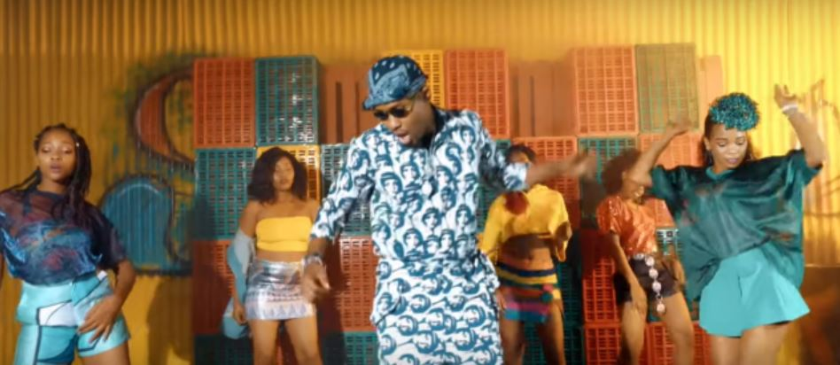 Photo of New VIDEO: G Nako X Fany – Weka
