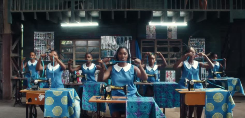 Photo of New VIDEO: Tiwa Savage – 49 – 99