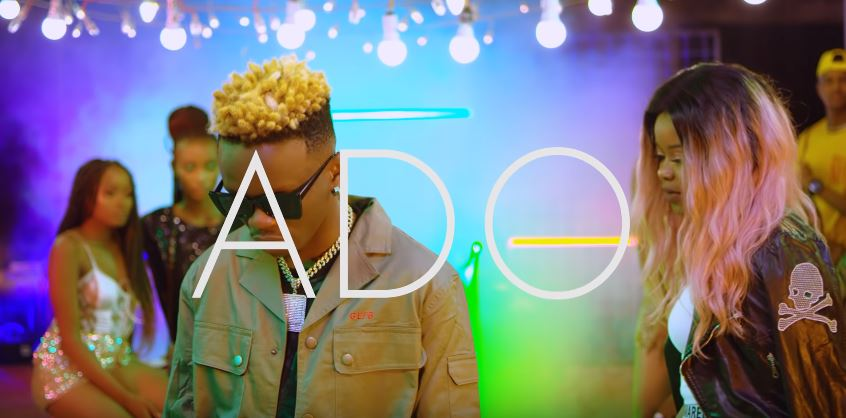 Photo of New VIDEO: Wini Ft. Marioo – Ado