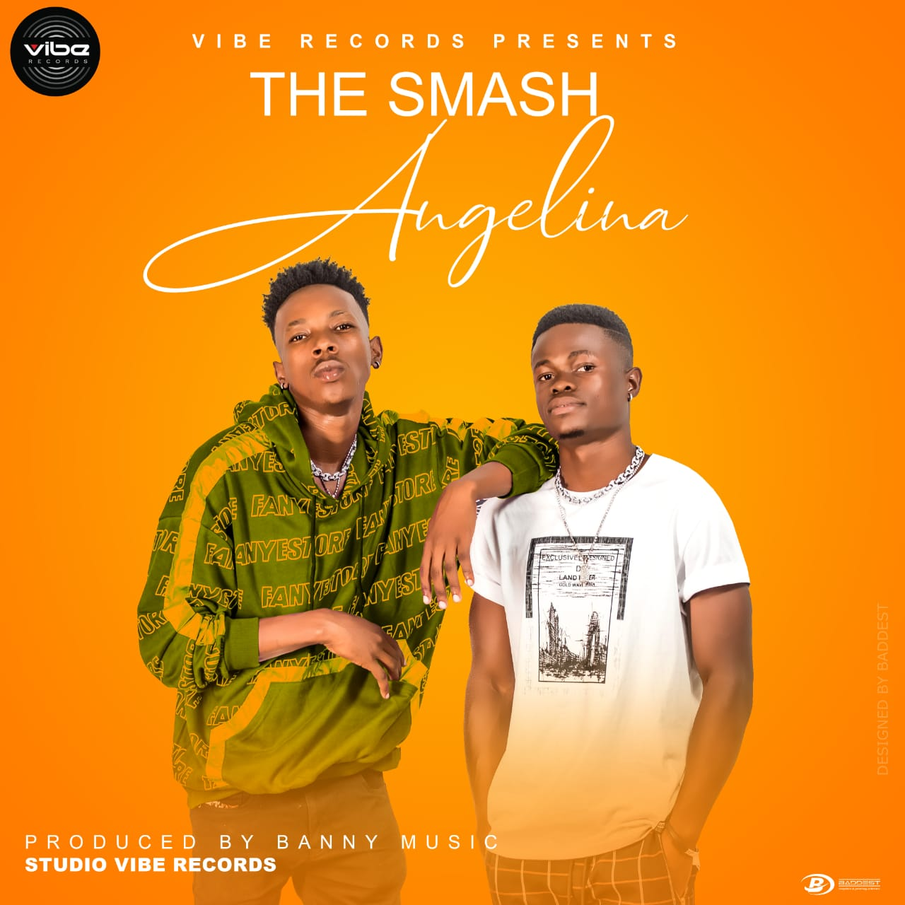 Photo of New AUDIO: THE SMASH – ANGELINA | Download Mp3