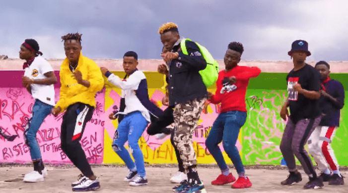 Photo of New DANCE VIDEO: Marioo – Anyinya