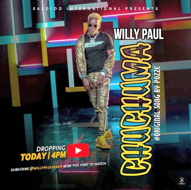Photo of New AUDIO: Willy Paul – Chuchuma | Download Mp3