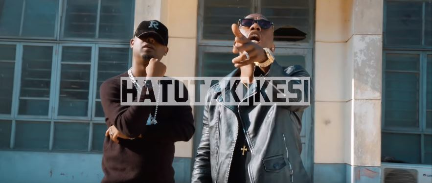 Photo of New VIDEO: Mr Blue Ft. Rich Mavoko – HATUTAKI KESI