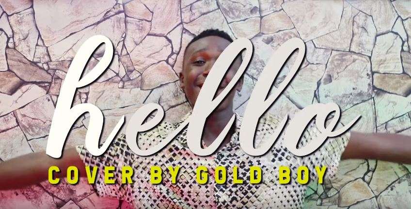 Photo of New VIDEO: Gold Boy – Hello COVER