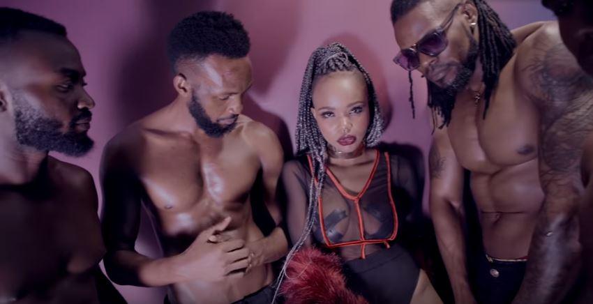 Photo of New VIDEO: Rosa Ree X Spice Diana – Jangu Ondabe Remix