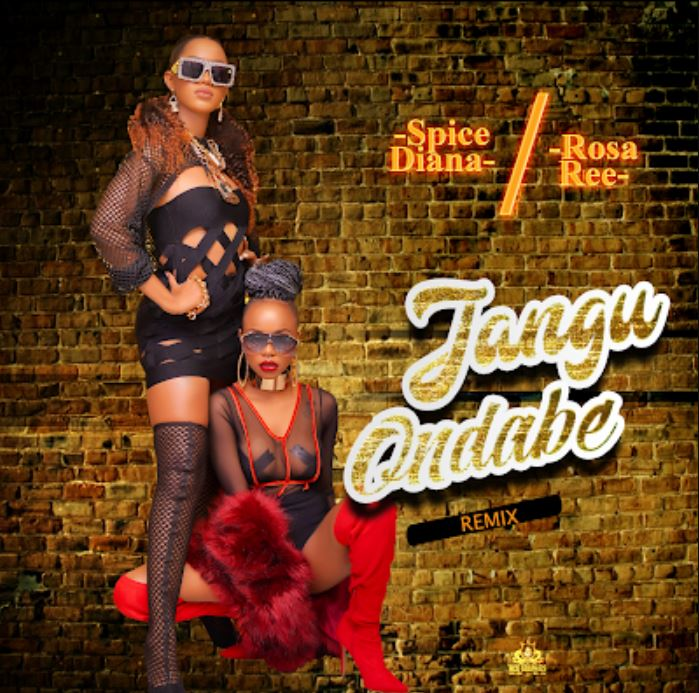 Photo of New AUDIO: Rosa Ree & Spice Diana – Jangu Ondabe Rmx | Download Mp3
