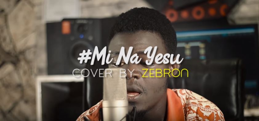 Photo of New VIDEO: Zebron – Mi Na Yesu