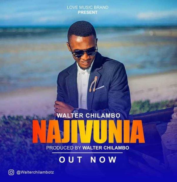 Photo of New AUDIO: Walter Chilambo – Najivunia | Download Mp3