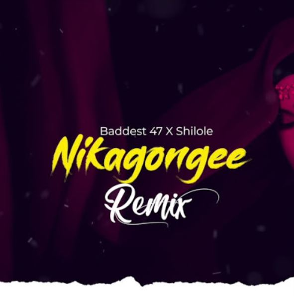 Photo of New AUDIO: Baddest 47 x Shilole – Nikagongee Remix | Download Mp3