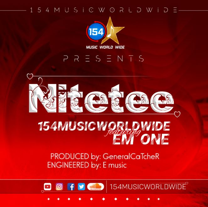 Photo of New AUDIO: 154musicworldwide ft Em one – Nitetee | Download Mp3