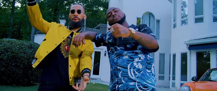 Photo of New VIDEO: Phyno ft. Davido – Ride For You