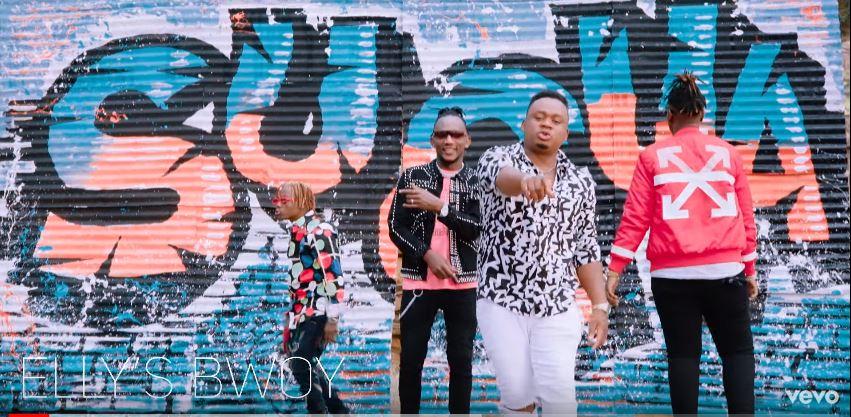 Photo of New VIDEO: BantuBwoy ft Big Fizzo, ELLY'S BOY DOUBLE JAY, KIRIKOU A-KILI – Sugua