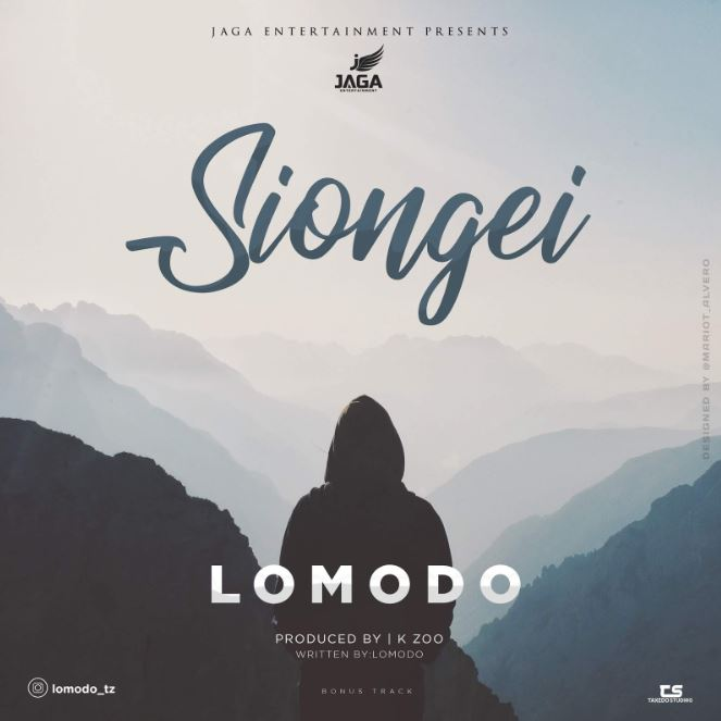 Photo of New AUDIO: Lomodo – SIONGEI | Download Mp3