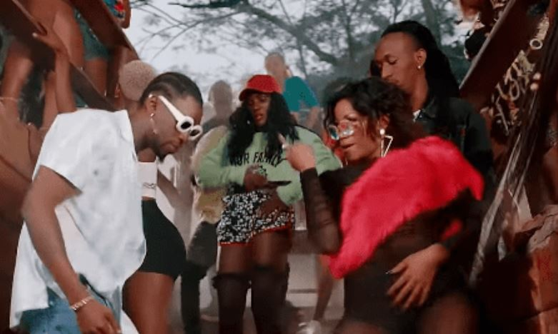 Photo of New VIDEO: Sheebah x Orezi – Sweet Sensation