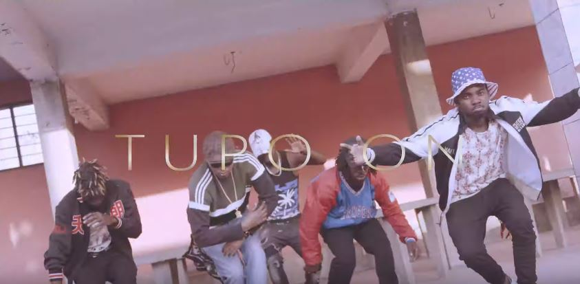 Photo of New VIDEO: TMK Wanaume Family – Tupo On