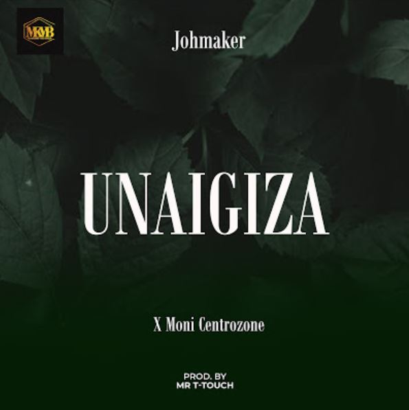 Photo of New AUDIO: Joh Maker Ft. MONI CENTRO ZONE – UNAIGIZA | Download