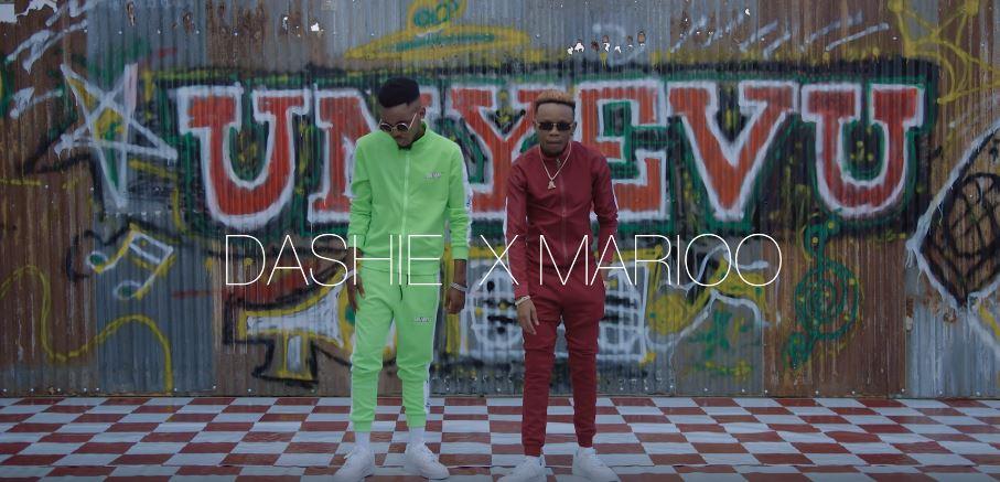 Photo of New VIDEO: Dashie Ft Marioo – Unyenye