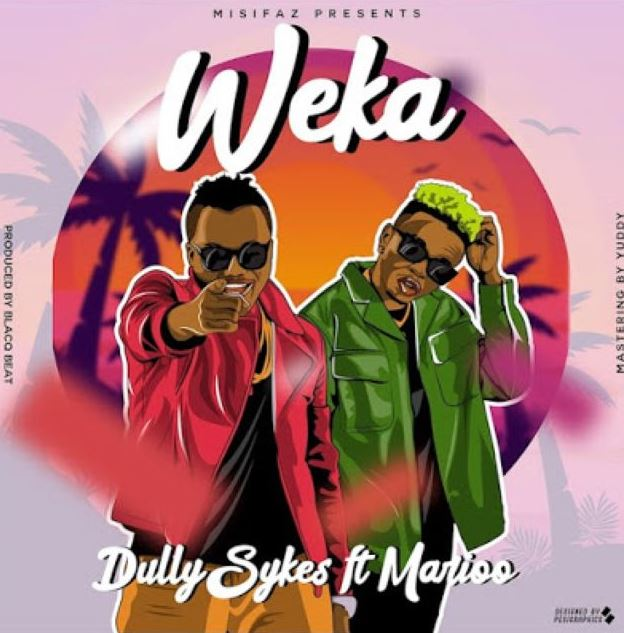 Photo of New AUDIO: Dully Sykes Ft. Marioo – WEKA | Download Mp3