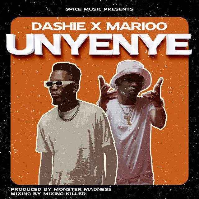Photo of New AUDIO: Dashie X Marioo – Unyenye | Download Mp3