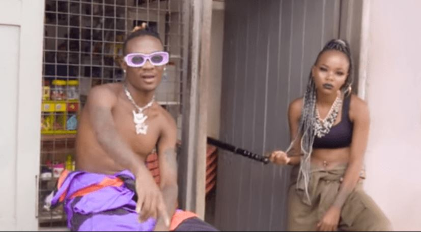 Photo of New VIDEO: Rosa Ree Ft. Fik Fameica – Acha Ungese
