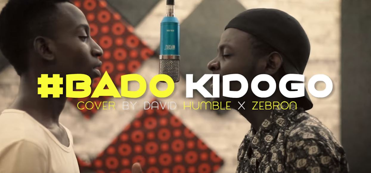 Photo of New VIDEO: David Humble X Zebron – Bado Kidogo Cover