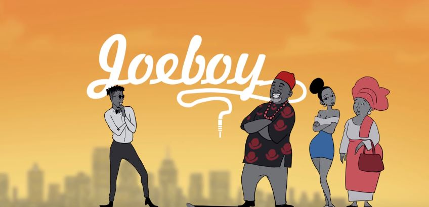 Photo of New VIDEO: Joeboy ft. Mayorkun – Don't Call Me Back [Visualizer]