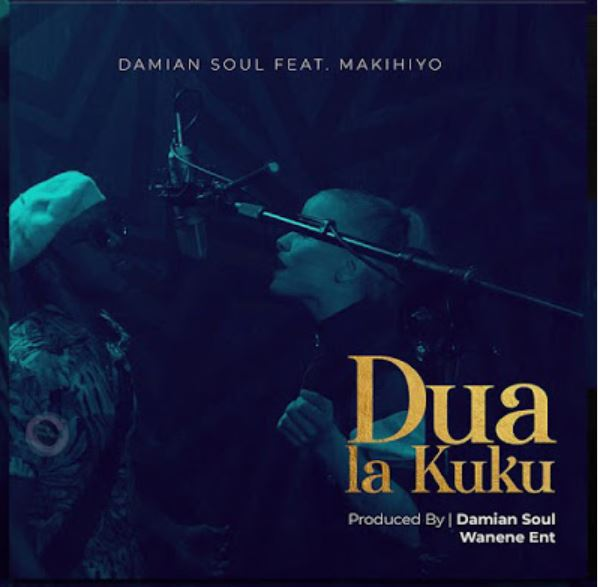 Photo of New AUDIO: Damian Soul Ft. MAKIHIYO – DUA LA KUKU | Download Mp3