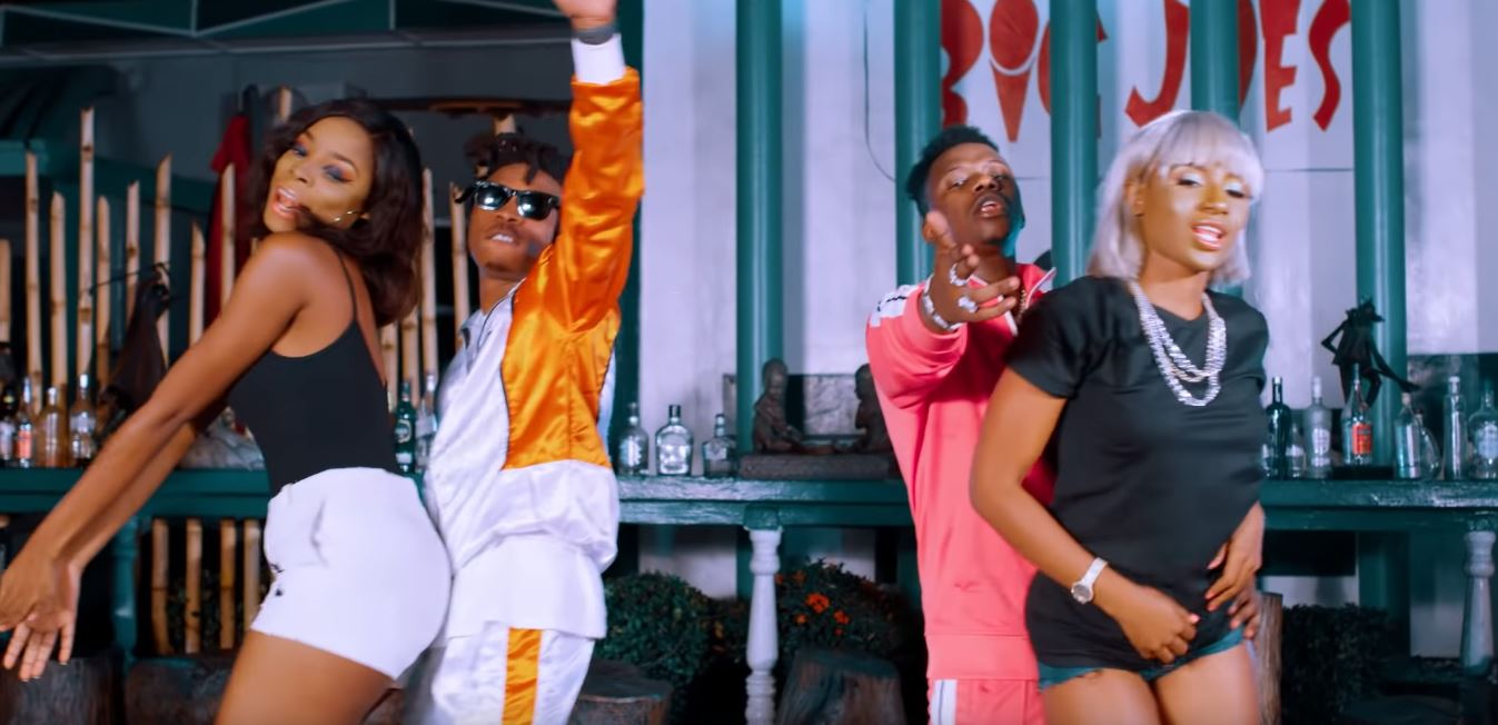 Photo of New VIDEO: Rayvanny Ft. Mayorkun – Gimi Dat
