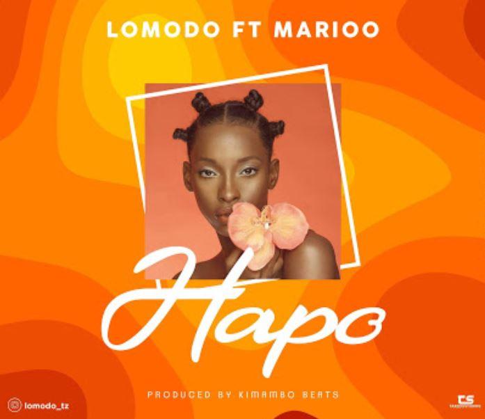 Photo of New AUDIO: Lomodo Ft. Marioo – Hapo | Download Mp3