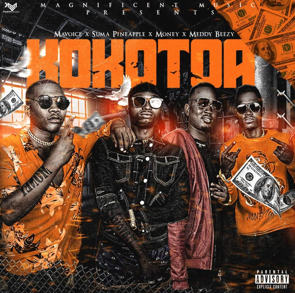 Photo of New AUDIO: Mavoice X Suma Pineapple X Money X Meddy Beezy – Kokotoa | Download Mp3