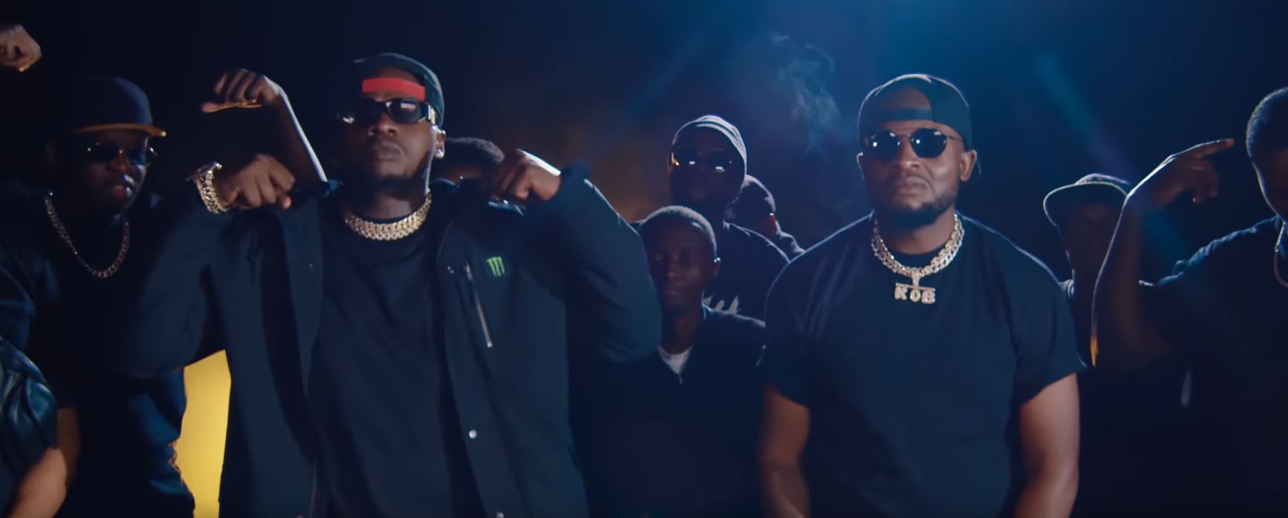Photo of New VIDEO: Khaligraph Jones x Lamaz Span K.O.B – Me Siogopi