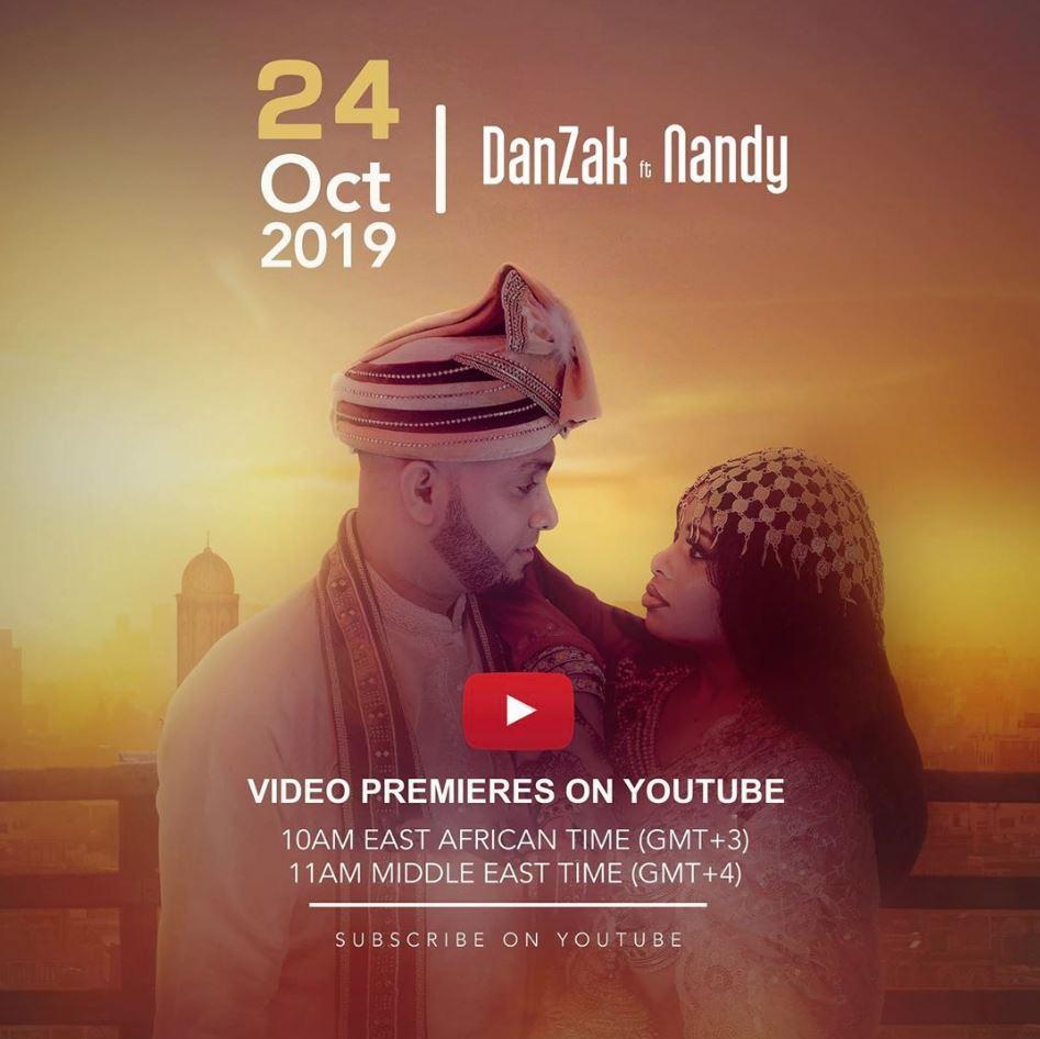 Photo of New AUDIO: DanZak ft. Nandy – Nidokoe | Download Mp3