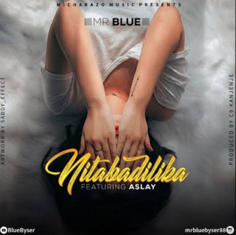 Photo of New AUDIO: Mr Blue Ft. Aslay – Nitabadilika | Download Mp3