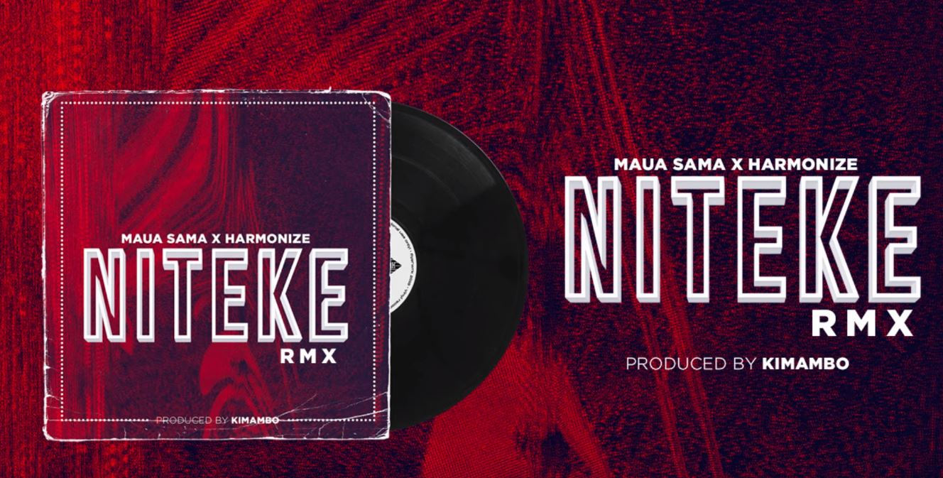 Photo of New AUDIO: Maua Sama X Harmonize – Niteke RMX | Download Mp3