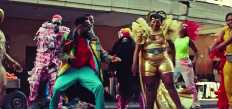 Photo of New VIDEO: Patoranking ft. Busiswa – Open Fire
