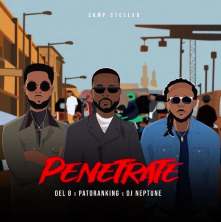 Photo of New AUDIO: Patoranking x DJ Neptune x Del B – Penetrate