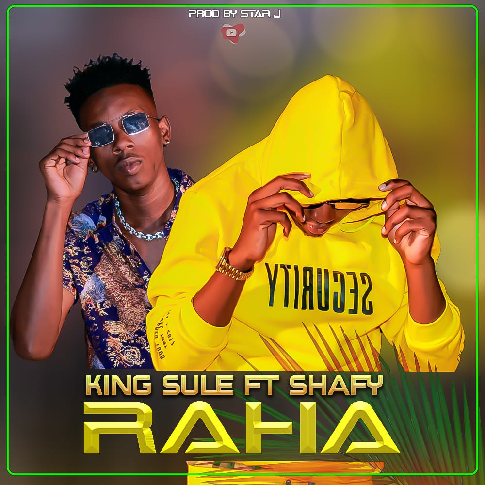 Photo of New VIDEO & AUDIO: King Sule ft Shafy – Raha