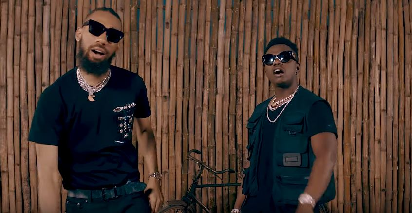 Photo of New VIDEO: Rayvanny Ft Phyno – Slow