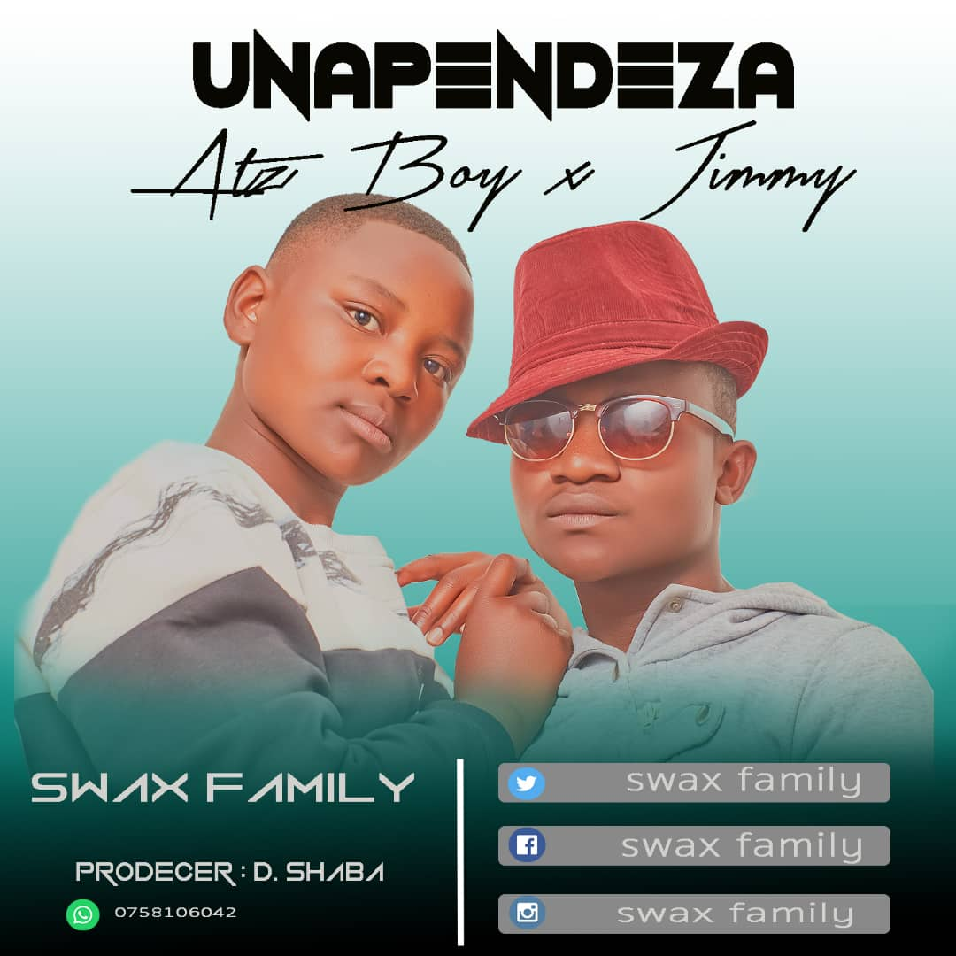 Photo of New AUDIO: Atz Boy ft Jimmy – Unapendeza | Download Mp3