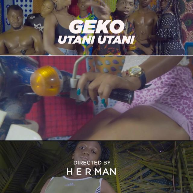 Photo of New VIDEO: Geko ft Darasa – UTANI UTANI