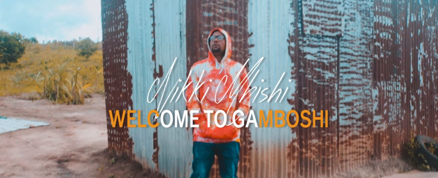 Photo of New VIDEO: Nikki Mbishi – WELCOME TO GAMBOSHI