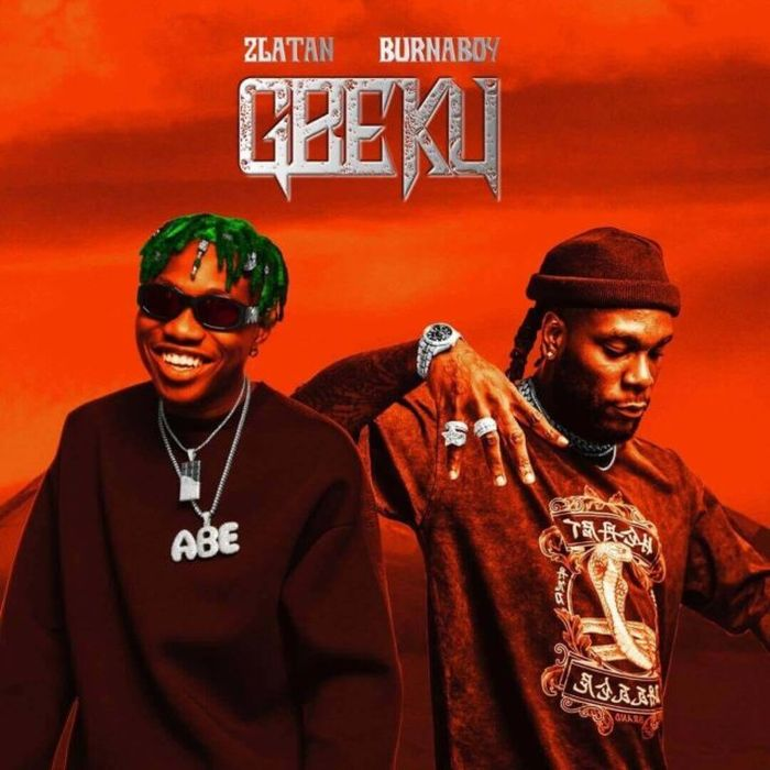 Photo of New AUDIO: Zlatan ft Burna Boy – Gbeku