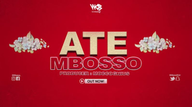 Photo of New AUDIO: Mbosso – Ate | Download Mp3