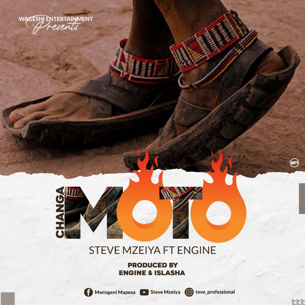 Photo of New AUDIO: Steve Mzeiya ft Engine – Changamoto | Download Mp3