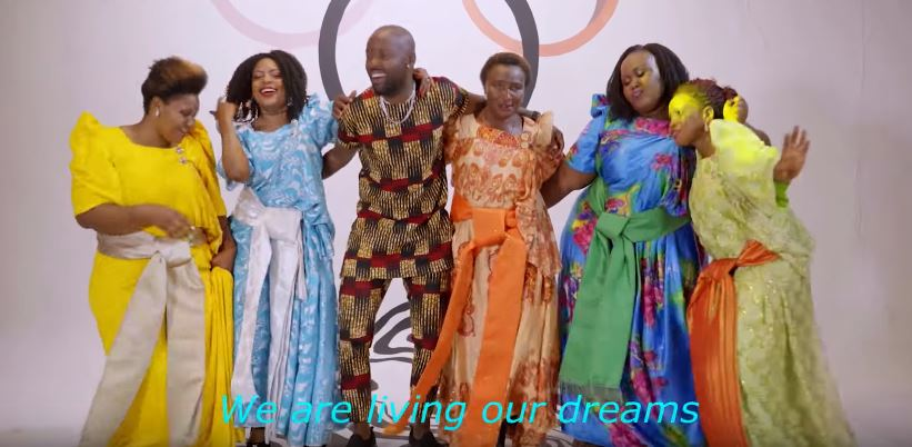 Photo of New VIDEO: Eddy Kenzo – Congs Mama