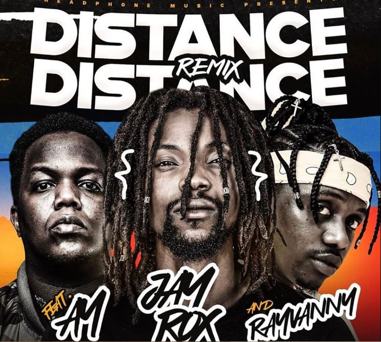 Photo of New AUDIO: Jay Rox ft Rayvanny & AY – Distance Remix | Download Mp3