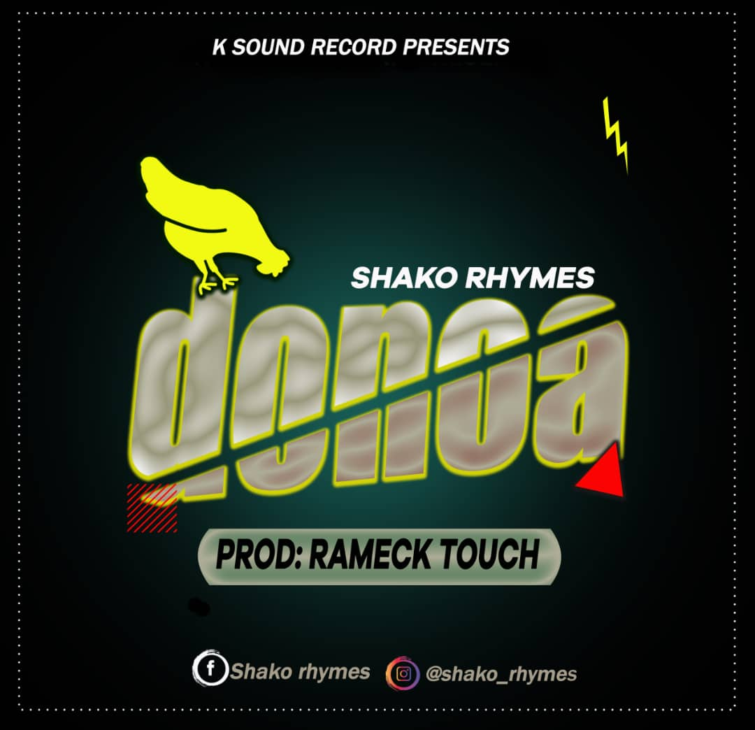 Photo of New AUDIO: Shako Rhymes – Donoa | Download Mp3