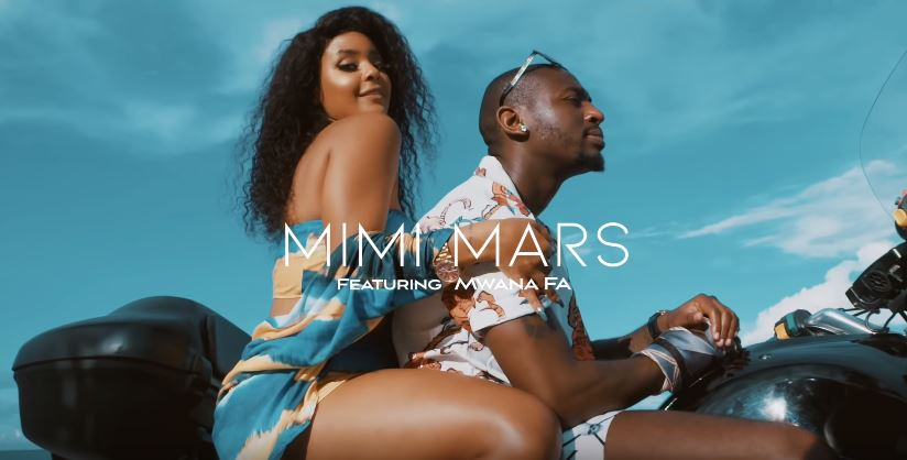 Photo of New VIDEO: Mimi Mars Ft Mwana FA – EX Remix