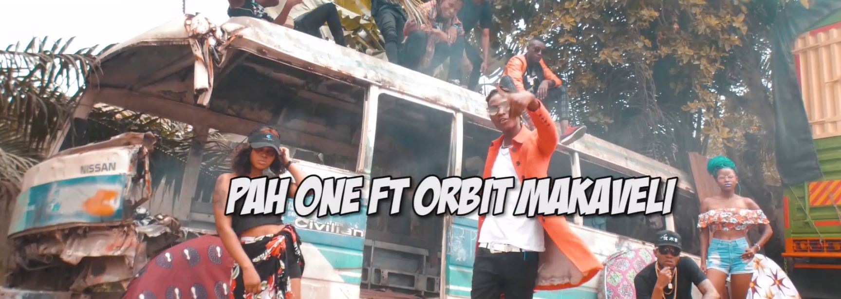 Photo of New VIDEO: Pah One Ft. Orbit Makaveli – Hawawezi